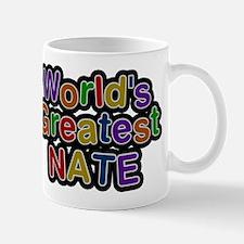 Worlds Greatest Nate Mug