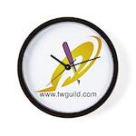 TWG Swoosh Wall Clock