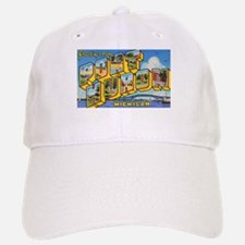 Port Huron Michigan Greetings Baseball Baseball Cap