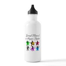 SKATING QUEEN MOM Water Bottle