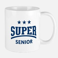 Super Senior (Blue) Mug