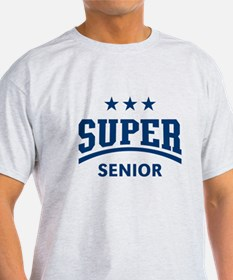 Super Senior (Blue) T-Shirt