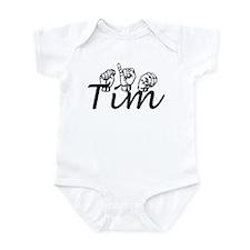 Tim Infant Bodysuit