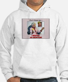Bush Revelations pro-choice Hoodie