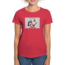 Bush Revelations pro-choice Women's Color T-Shirt