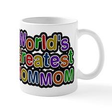 Worlds Greatest Mommom Mug