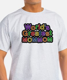 Worlds Greatest Mommom T-Shirt