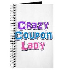 Crazy Coupon Lady Journal