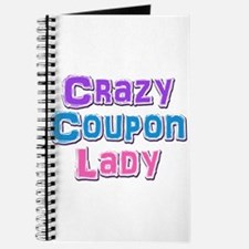 Crazy Coupon Lady Journal