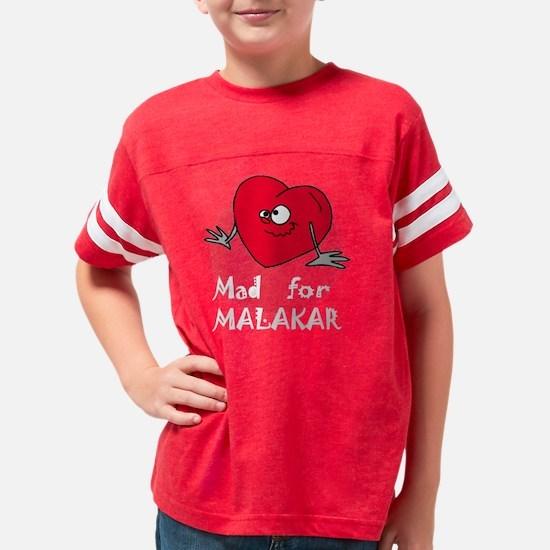 malakartrans Youth Football Shirt