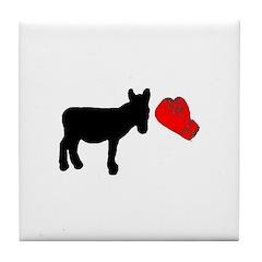 Donkey Punch Tile Coaster