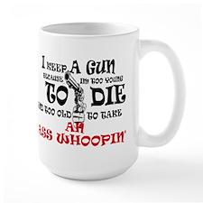 I keep a gun Mug