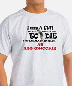 I keep a gun T-Shirt