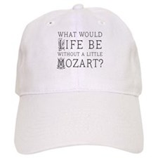 Life Without Mozart Cap