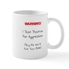 Aggression Mug