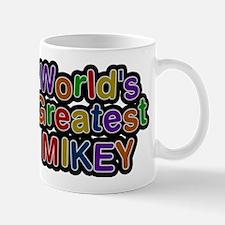 Worlds Greatest Mikey Mug