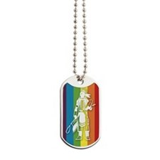 The Gay Indian Dog Tags
