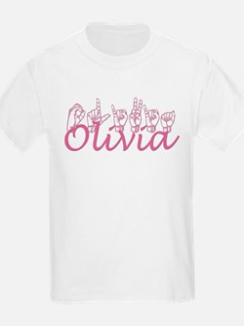 Olivia Kids T-Shirt