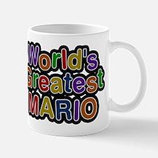 Worlds Greatest Mario Mug