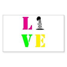 Love Decal