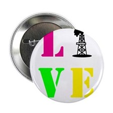 """Love 2.25"""" Button (10 pack)"""