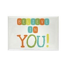 Believe in YOU Rectangle Magnet (10 pack)