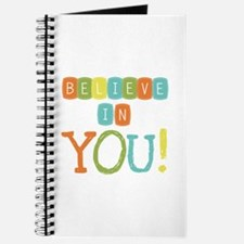 Believe in YOU Journal