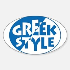 GreekStyle Decal
