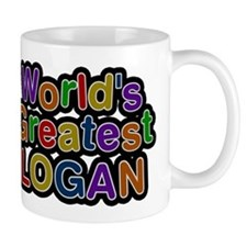 Worlds Greatest Logan Mug