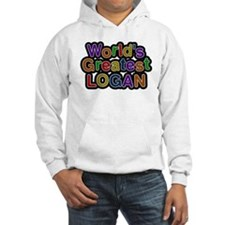 Worlds Greatest Logan Hoodie