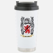 Hyland Coat of Arms - Family Crest Mugs