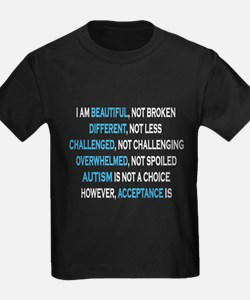 AutismIsNotAChoice T-Shirt