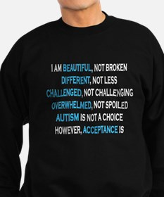 AutismIsNotAChoice Sweatshirt