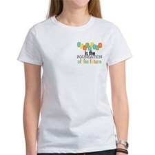 Education is the Foundation Tee