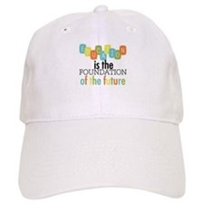 Education is the Foundation Baseball Cap