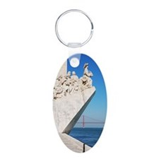 Monument to the Discoveries Keychains