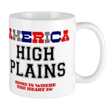 AMERICA REGIONS - HIGH PLAINS Small Mug