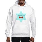 Canadian Jew Hooded Sweatshirt