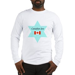 Canadian Jew Long Sleeve T-Shirt