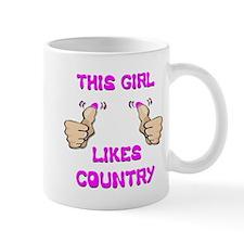 This Girl Likes Country Mug