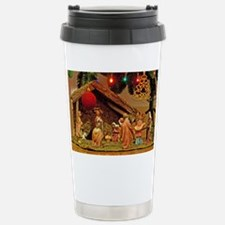 Nativity scene Stainless Steel Travel Mug