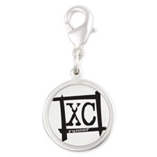 XC Runner Charms