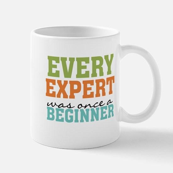 Every Expert Once a Beginner Mug