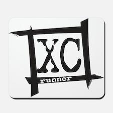 XC Runner Mousepad