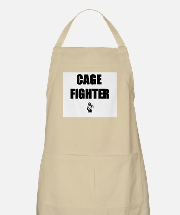 Cage Fighter BBQ Apron