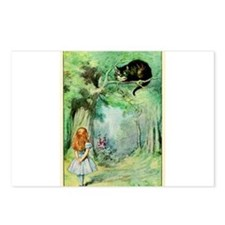 Alice in Wonderland the Cheshire Cat vintage art P