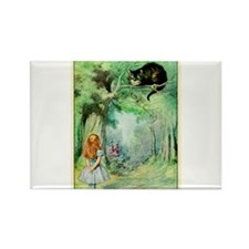 Alice in Wonderland the Cheshire Cat vintage art R