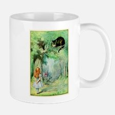 Alice in Wonderland the Cheshire Cat vintage art M