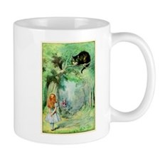 Alice in Wonderland the Cheshire Cat vintage art M