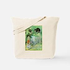 Alice in Wonderland the Cheshire Cat vintage art T
